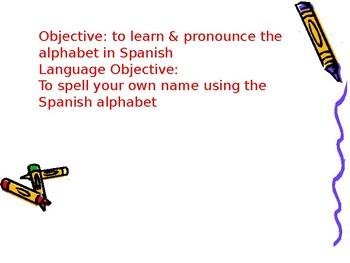 Spanish ABC's