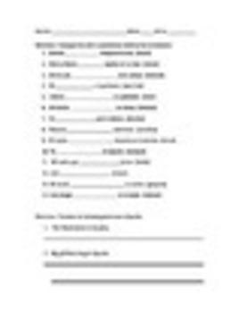 spanish present tense ar verbs practice worksheets pack tpt. Black Bedroom Furniture Sets. Home Design Ideas
