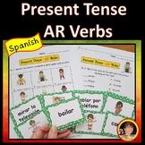 Spanish Present Tense (AR Verbs)