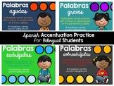 Spanish Accent Rule Pack - Acentuación de palabras