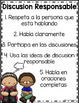 Spanish Accountable Talk-Discusion Responsable-Student Engagement