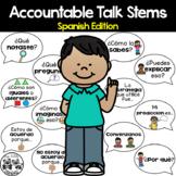 Spanish Accountable Talk Stems