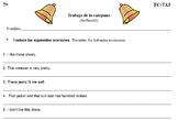 Spanish Activities Bellwork TC77A PDF