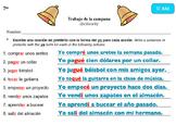 Spanish Activities - Bellwork TC78A PowerPoint
