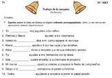 Spanish Activities - Bellwork TC78B PDF
