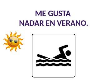 Spanish Activities Vocabulary Introduction