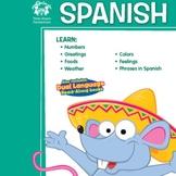 Spanish Activity Book & Digital Album Download