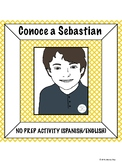 Spanish Activity: Conoce a Sebastian