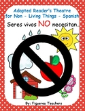 Spanish Adapted Reader's Theater - Non-living things