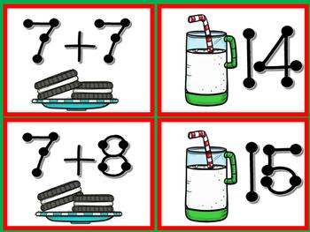 Spanish Speaking : Math : Adding doubles plus one /Sumando dobles matematicas.