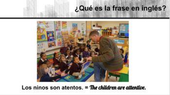 Spanish Adjectifs