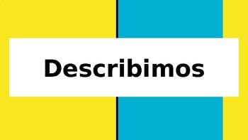 Spanish Adjective Practice