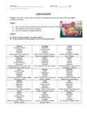 Spanish Adjectives- ¿Adivina Quién?