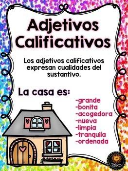 Spanish: Adjectives (Adjetivos)