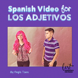 Spanish Adjectives Los adjetivos Video for Comprehensible Input