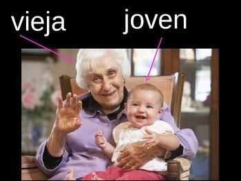 Spanish Adjectives PPT