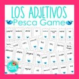 Spanish Adjectives ¡Pesca! (Go Fish) Game
