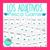 Spanish Adjectives Pesca (Go Fish) Game | Los Adjetivos Review Game