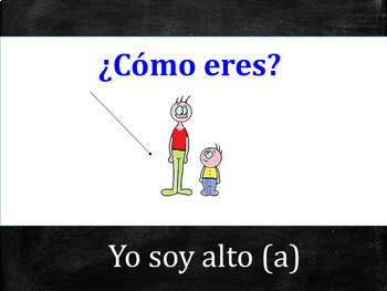 Spanish Adjectives Lesson One (Los Adjetivos)