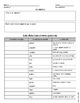 Spanish Adjectives Vocabulary & Practice