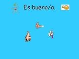 Spanish Teaching Resources. Adjectives Describing School S