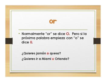Advanced Spanish Grammar Notes
