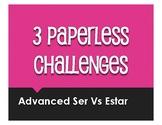 Advanced Ser Vs Estar Paperless Challenges