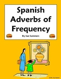 Spanish Adverbs of Frequency Sentences