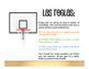 Spanish Affirmation and Negation Basketball