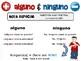 Spanish Affirmative and Negative Expressions BUNDLE