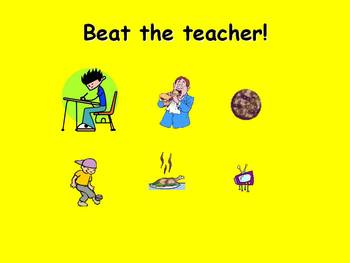 Spanish Teaching Resources. After School Activities + Present Tense Powerpoint