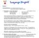 Spanish Age Complete Lesson Plan and Resources