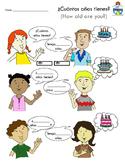 Spanish Age Conversation