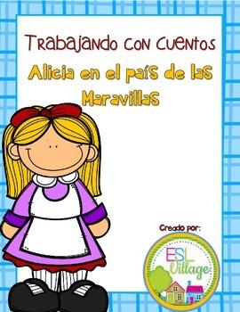 In Spanish {Alicia en el país de las Maravillas}