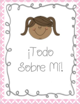 Spanish All About Me-(Todo Sobre Mí)