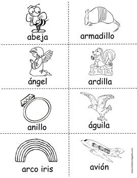 Spanish Alpha-Wheels