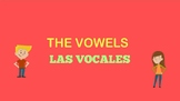 Vowels in Spanish