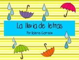 Spanish Alphabet Activities for Early Childhood/Actividades del abecedario