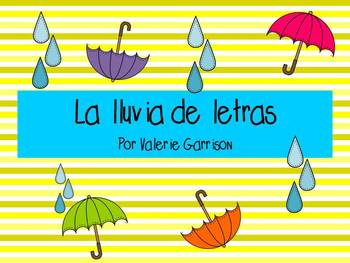 Spanish Alphabet Activities for Early Childhood/Actividade