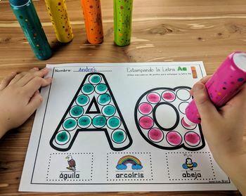 Spanish Alphabet/ Alfabeto en Español BUNDLE