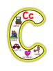Spanish Alphabet Anchor Charts 2.0