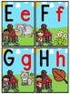 Spanish Alphabet August Cards