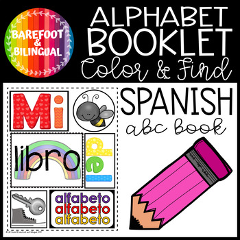 Spanish Alphabet Book