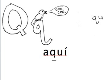Spanish Alphabet Book or Presentation