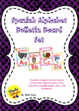 Spanish Alphabet Bulletin Board Set