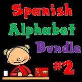 Spanish Alphabet Bundle #2