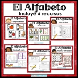 Spanish Alphabet Bundle