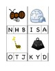 Spanish Alphabet Capital Letters Game