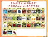 Spanish Alphabet Cards/Mini-Posters