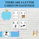 Spanish Alphabet Cards With Photographs